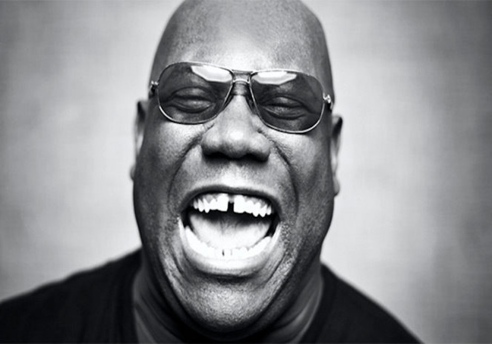 dj Carl Cox  in Amnesia Ibiza parties