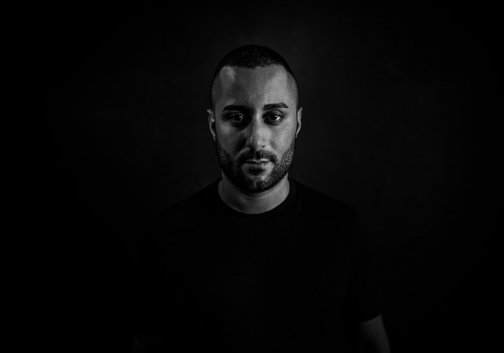 DJ Joseph Capriati  in Destino Ibiza club. clubbing Ibiza party calendar