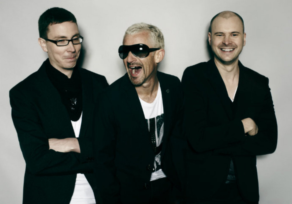 Above & beyond  in Amnesia Ibiza parties