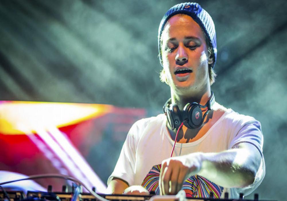 Dj Kygo Djs parties Ushuaia Ibiza club