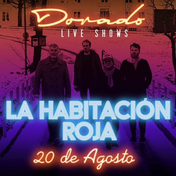 Tickets live show La Habitación Roja in Ibiza, concerts Santos Ibiza 2020