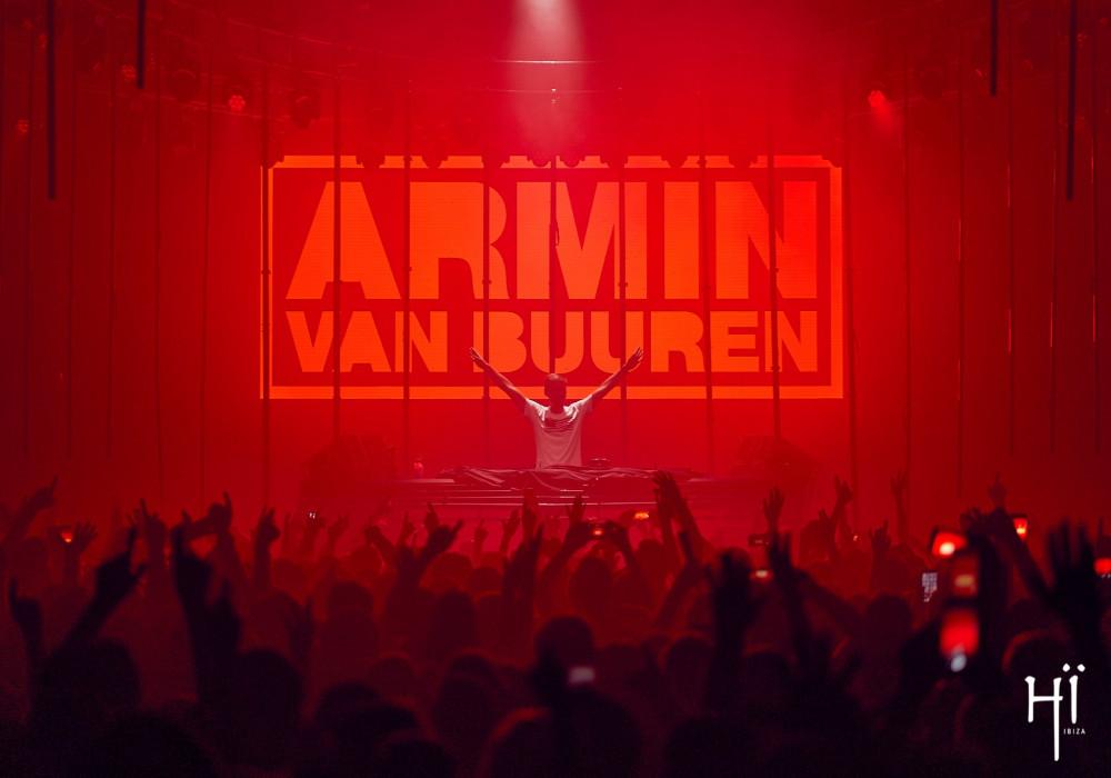Armin van Buuren and Sunnery James & Ryan Marciano image