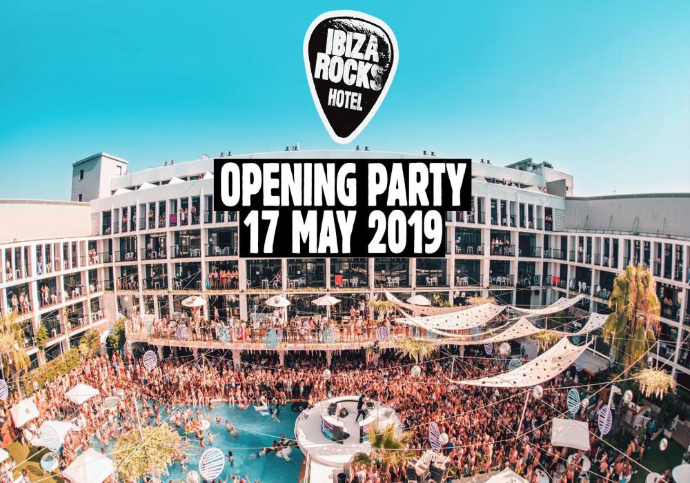 Ibiza Rocks Opening Party image