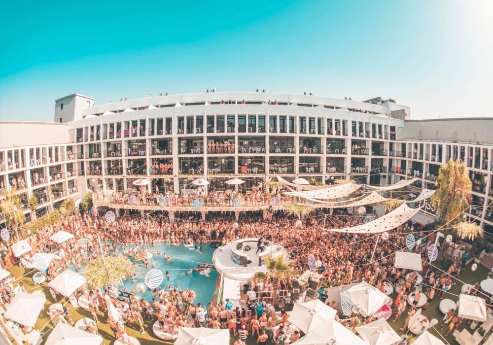 Bongo's Bingo Ibiza Pool Party image