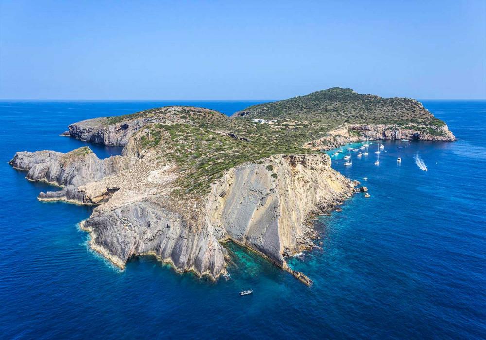 Excursión Vuelta a Ibiza en barco image