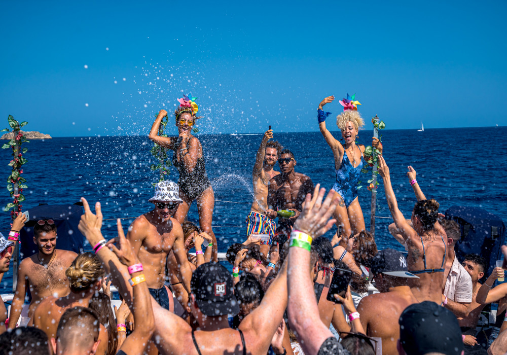 Only Ibiza Boat Party image