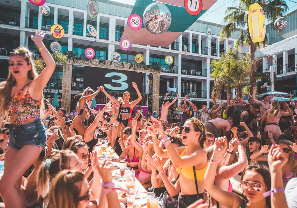 Bongo's Bingo Ibiza Pool Party image