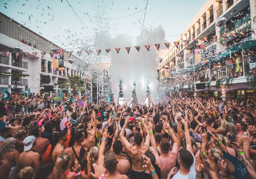 Ibiza Rocks Opening Party image
