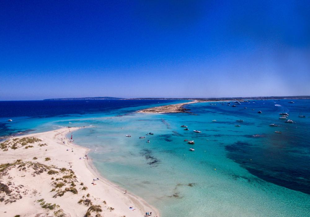 Formentera Paradise from La Savina image
