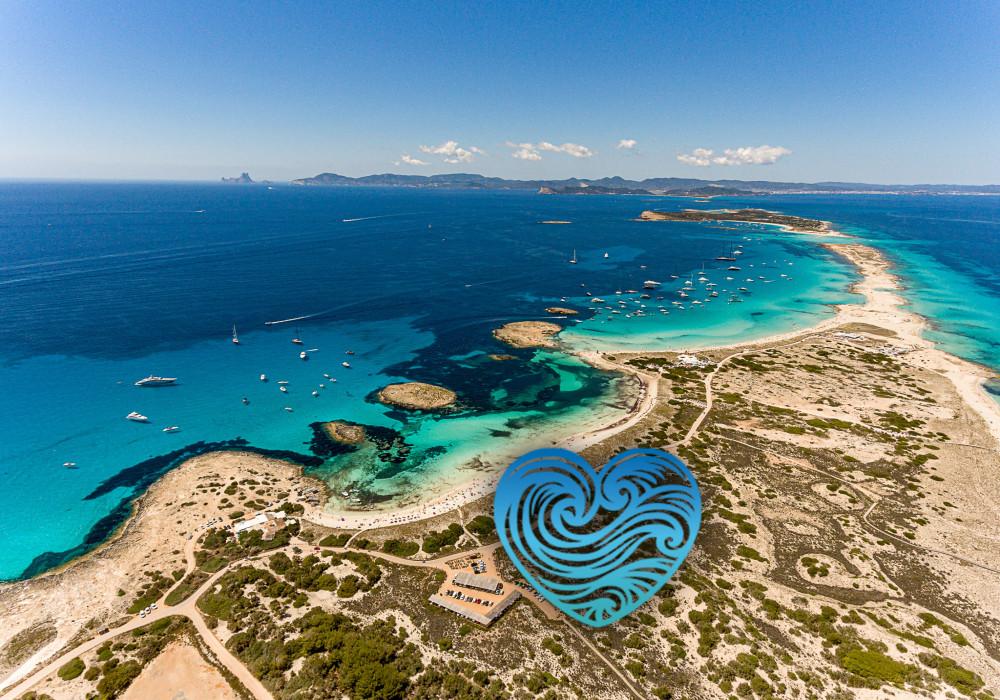 Figueretas & Playa d'en Bossa - Formentera image