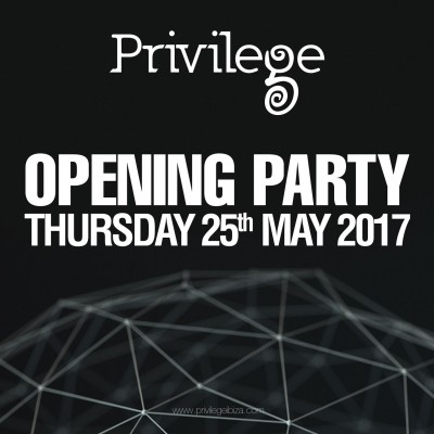 Privilege Opening Party image