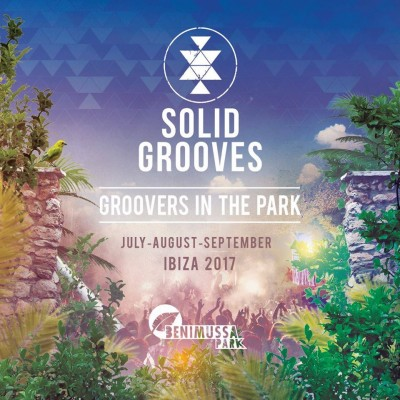 Groovers In The Park image