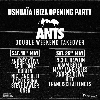 Ushuaïa Ibiza Opening Party image