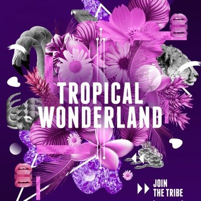 Pukka Up Tropical Wonderland image