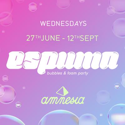 Espuma Bubbles & Foam Party image
