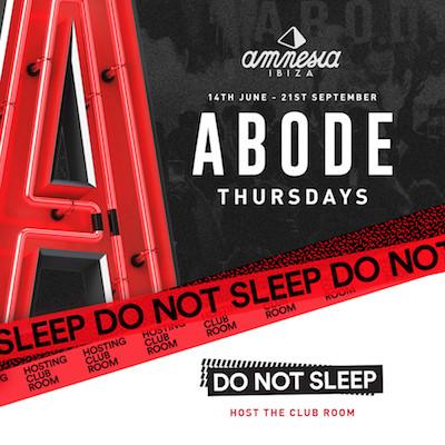 ABODE | Do Not Sleep image