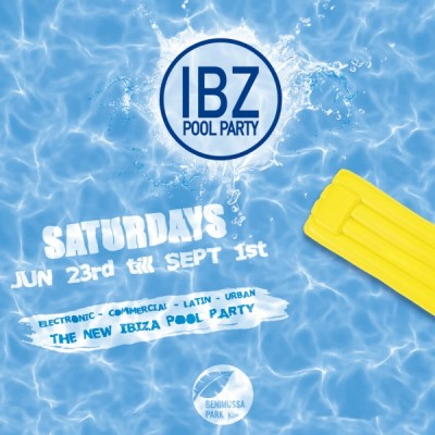 IBZ POOL PARTY image