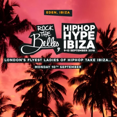 Rock The Belles x Hiphop Hype image
