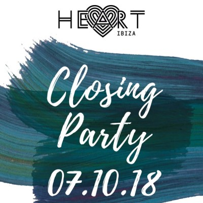 Heart Closing Party image