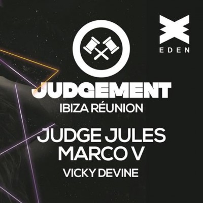 Judgement Ibiza Reunion image
