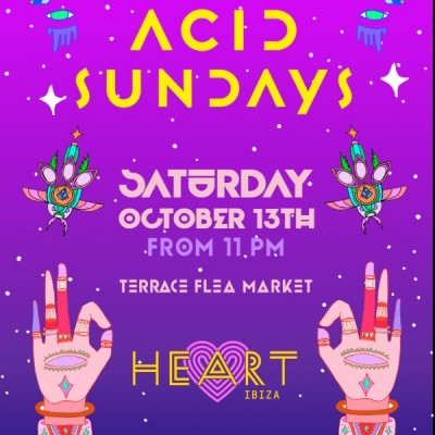 Acid Sundays at Heart image