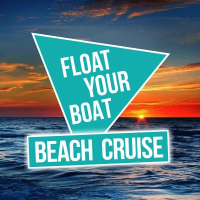 Beach Cruise Sunset