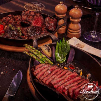 Enjoy a Menu at Montauk Steakhouse