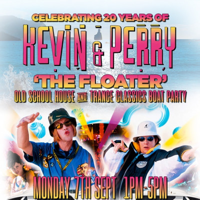 The Floater - Official Kevin & Perry Boat Party